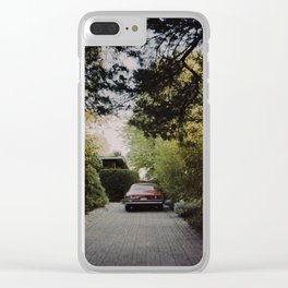 Classic Style Clear iPhone Case