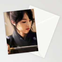 Samurai Prince Stationery Cards