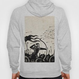 bayeux tapestry Hoody