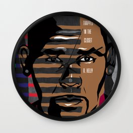 MUSIC AT THE MOVIES :: TRAPPED IN THE CLOSET  Wall Clock