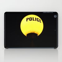 police iPad Cases featuring police state? by TheEngineered