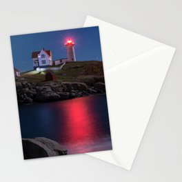 Nubble Lighthouse, Maine Stationery Cards