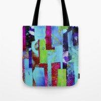 batik Tote Bags featuring Batik by Gabbie Braun