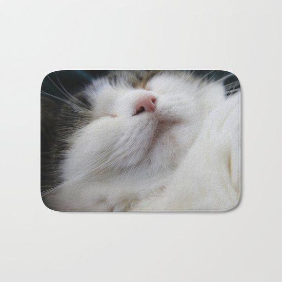 Cat I Bath Mat