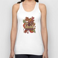 valentina Tank Tops featuring Out of sight! by Valentina Harper