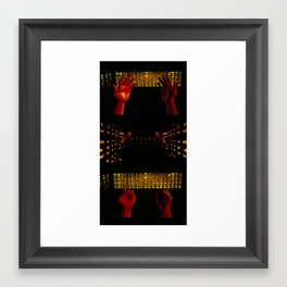 forgive Framed Art Print