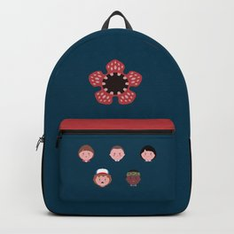 Stranger Icons Backpack