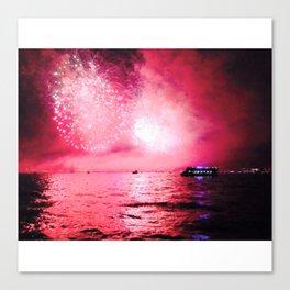 firesky Canvas Print