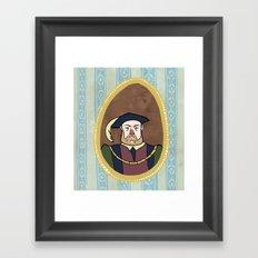 King Henry VIII Framed Art Print