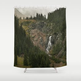 The Perfect Getaway Shower Curtain