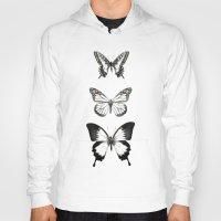 butterflies Hoodies featuring Butterflies // Align by Amy Hamilton