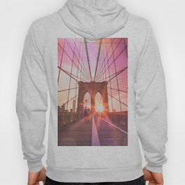 NYC Brooklyn Bridge Hoody