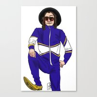 snl Canvas Prints featuring snl Harry by believeinbritboys