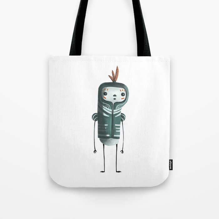 I AM BLUE Tote Bag