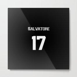 Salvatore Metal Print