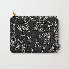 Devils Carry-All Pouch