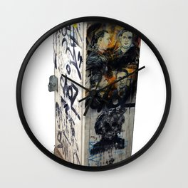 The Barca Wall Clock
