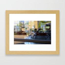 Separate Framed Art Print
