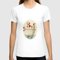 dentist T-shirts featuring Tooth by Judith Loske