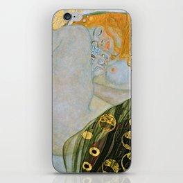 Gustav Klimt - Danae iPhone Skin