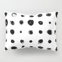 81 Attempts (black) Pillow Sham