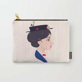 A Spoonful of Sugar Carry-All Pouch