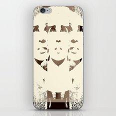 She's Remixed iPhone & iPod Skin