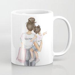 I got it from my mama brunettes Coffee Mug