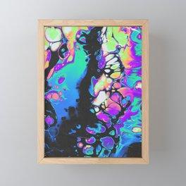JUKEBOX JOINTS Framed Mini Art Print