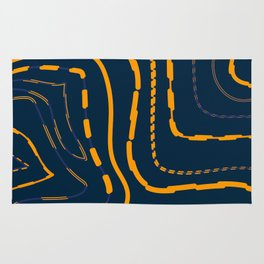 The Pathways of Life Rug