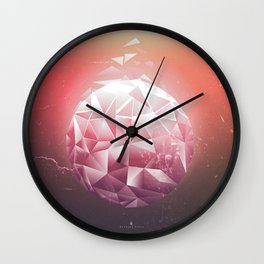 FRAGMENTATION Wall Clock