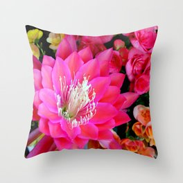 A Sensational Sunrise Throw Pillow