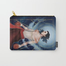the Moon tarot card Carry-All Pouch