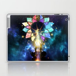 Kingdom Hearts - Combined Keyblade Laptop & iPad Skin
