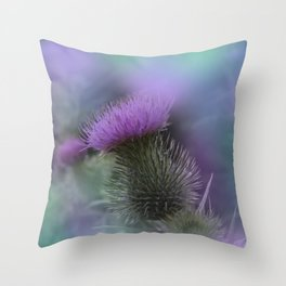 little pleasures of nature -164- Throw Pillow