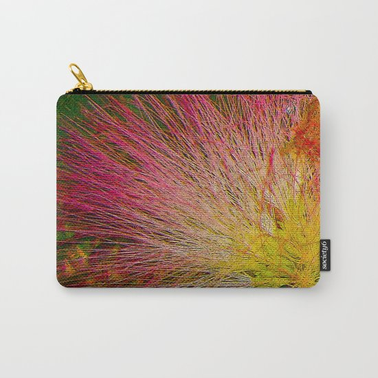 EXOTIC FLOWER Carry-All Pouch
