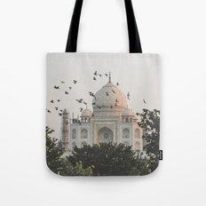 Taj Mahal, India II Tote Bag