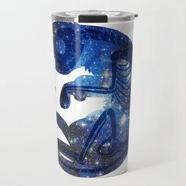 Star Cat Travel Mug