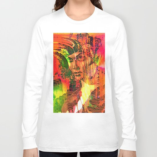 """"""" The woman belongs to the man the pleasant evil. """" Long Sleeve T-shirt"""