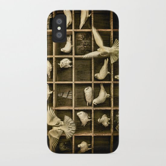 Pigeon Holed iPhone Case
