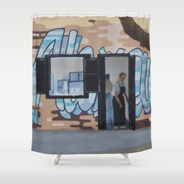 Alexandria 1 Shower Curtain
