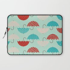 Umbrellas Laptop Sleeve