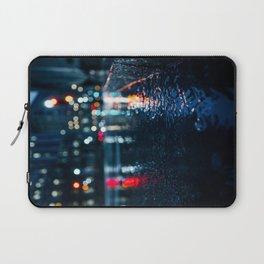 Cold City Lights Laptop Sleeve