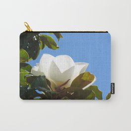 Smiling At The Sun Carry-All Pouch