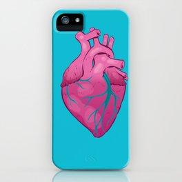Hearts 01 - Human Heart iPhone Case