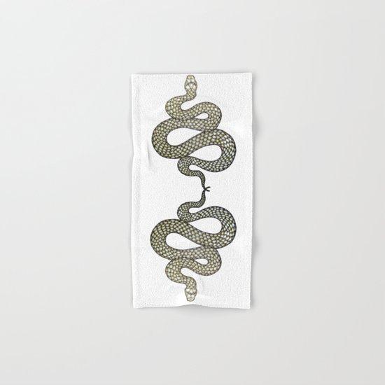 Snake's Charm Hand & Bath Towel