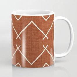 Bath in Rust Coffee Mug