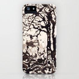 Solum IV /// Tree Studies iPhone Case