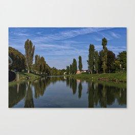 Riviera del Brenta Canvas Print