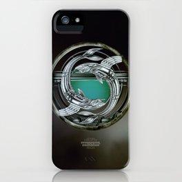 """Astrological Mechanism - Pisces"" iPhone Case"